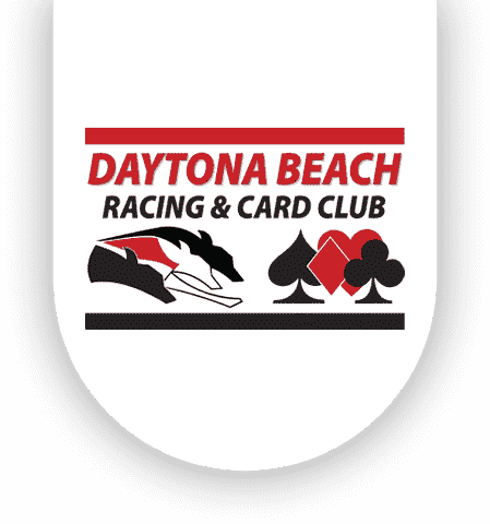 Daytona Beach Racing & Card Club logo
